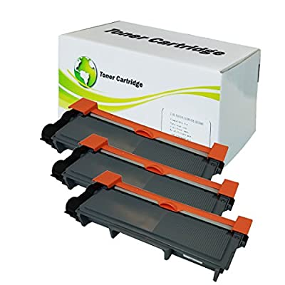 3 Pack INK4WORK® Replacement Toner Cartridge for Dell E310dw, E514dw, E515dn, E515dw (593-BBKD / P7RMX) High Yield