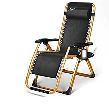 Balcón con sillones reclinables Lunch Lounge Chair Silla ...