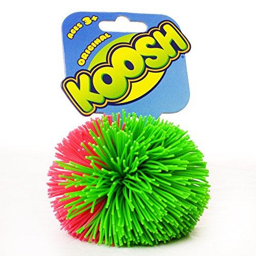 Squishy Koosh Ball : Koosh Soft Active Fun Toy - 1x Random Coloured Ball New eBay