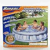 Best Banzai Kiddie Pools - Banzai Splashtime Fun Round Inflatable Pool Review