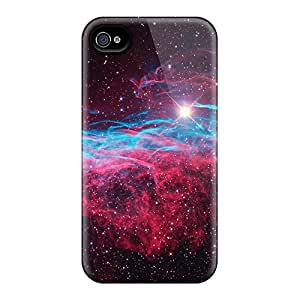 Premium ZYE7853zRxr Cases With Scratch-resistant/ Purple Space Dust Cases Covers For Iphone 6plus