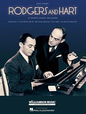 Amazon | Rodgers and Hart (Easy Piano) | Lorenz Hart, Richard ...