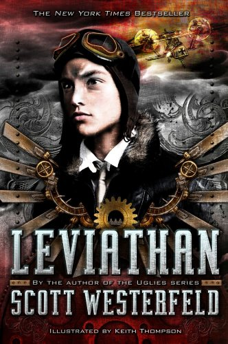 Book cover for Leviathan