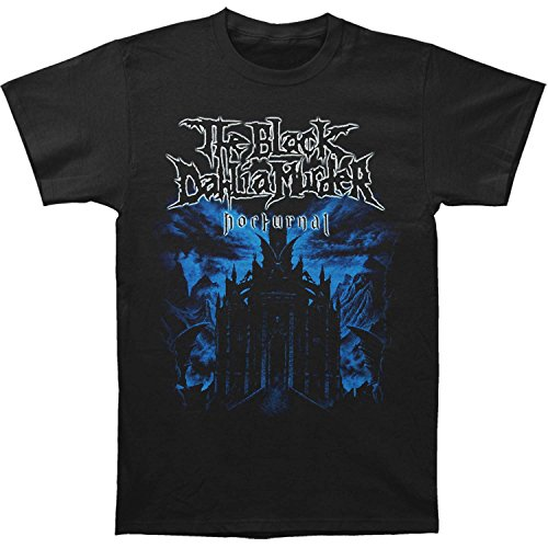 (Black Dahlia Murder Men's Nocturnal T-shirt X-Large)