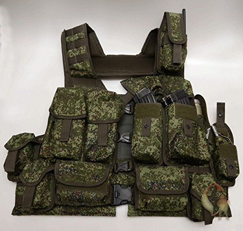 Russian Military GRANITE TU Tactical Assault Vest-SET by Sotnic by Sotnic