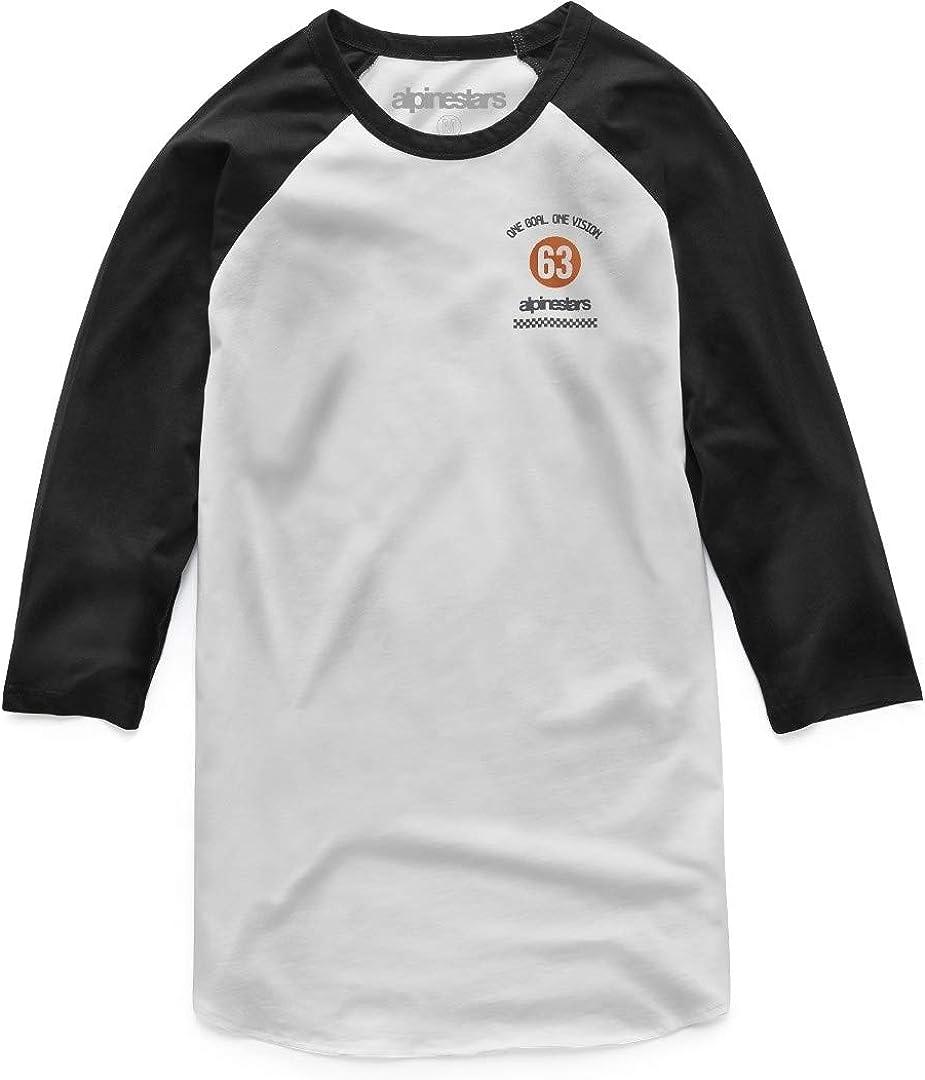 Alpinestars - Camiseta para hombre, color azul: Amazon.es: Ropa y accesorios