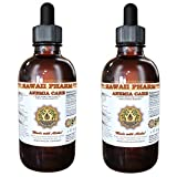 Anemia Care Liquid Extract, Spirulina (Arthrospira Platensis) Leaf, Alfalfa (Medicago Sativa) Leaf, Gentian (Gentiana Lutea) Root Tincture Supplement 2x4 oz