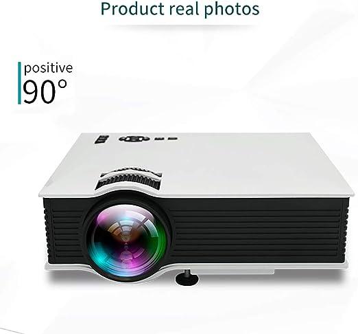siberiantiger Proyector Cine En Casa WiFi Led,Proyector 1080p ...
