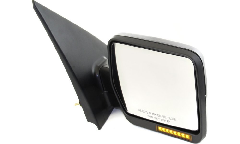 Mirror For 2004-2006 Ford F-150 Passenger Side Heated W//Signal Light