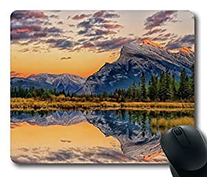 Mouse Pad Breathtaking Nature Desktop Laptop Mousepads Comfortable Office Mouse Pad Mat Cute Gaming Mouse Pad