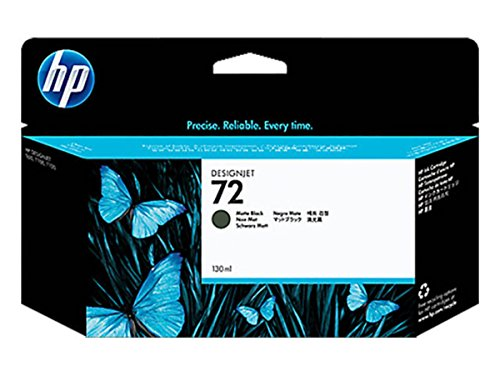 Designjet Models (HP 72 (C9403A) Matte Black Original Ink Cartridge)