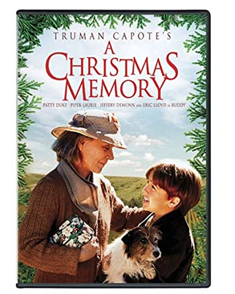 Truman Capote A Christmas Memory.Amazon Com A Christmas Memory Patty Duke Piper Laurie