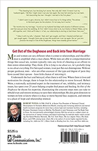 Out of the Doghouse: A Step-by-Step Relationship-Saving Guide for ...