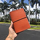 Travelers Journal Notebook Refill 3-Pack –B6 Size Travelers Notebook Insert with 3 Paper Styles for Journaling – 5 X 7 Inch Travel Notebooks by Navie Travels – 30 pages per