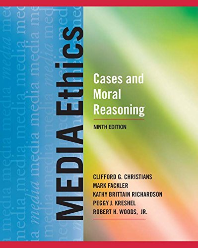 Download Media Ethics: Cases and Moral Reasoning Pdf
