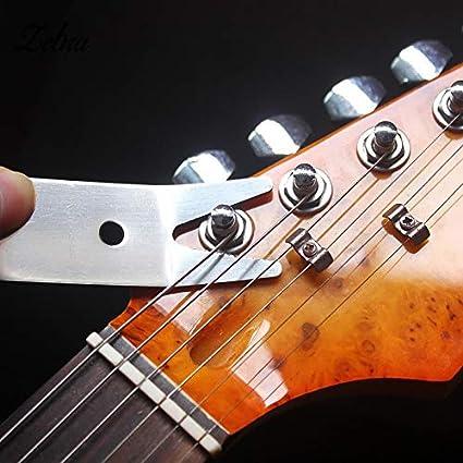 Clavija multiherramienta de acero para guitarra, bajo, afinador ...