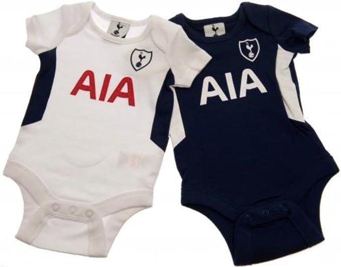Tottenham Hotspur FC Baby ST Bodysuit Pack of 2