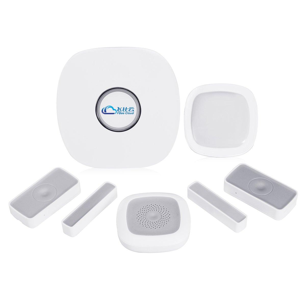Brimate Smart Home Care Kit 1 Hub 1 Motion Sensor 1 Temp&Humidity Sensor 2 Door Sensors