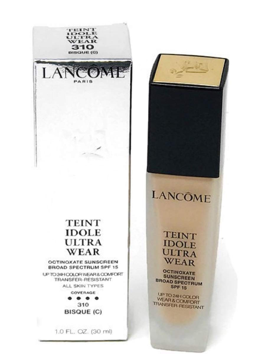 Lancome Teint Idole Ultra 24h Wear & Comfort Foundation Spf 15 # 310 Bisque C (us Version) 30ml/1oz