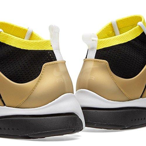41 G Ultra Blk Gld ntrl de Yllw Homme Flyknit mtllc Sport Presto Air Chaussures EU Nike Strk 8taqq
