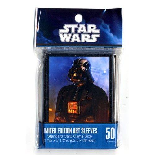 ition Art Sleeves Darth Vader (50 Sleeves/Pack) ()