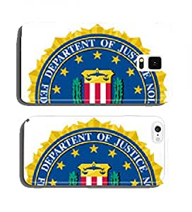 FBI Seal cell phone cover case Samsung Note 2