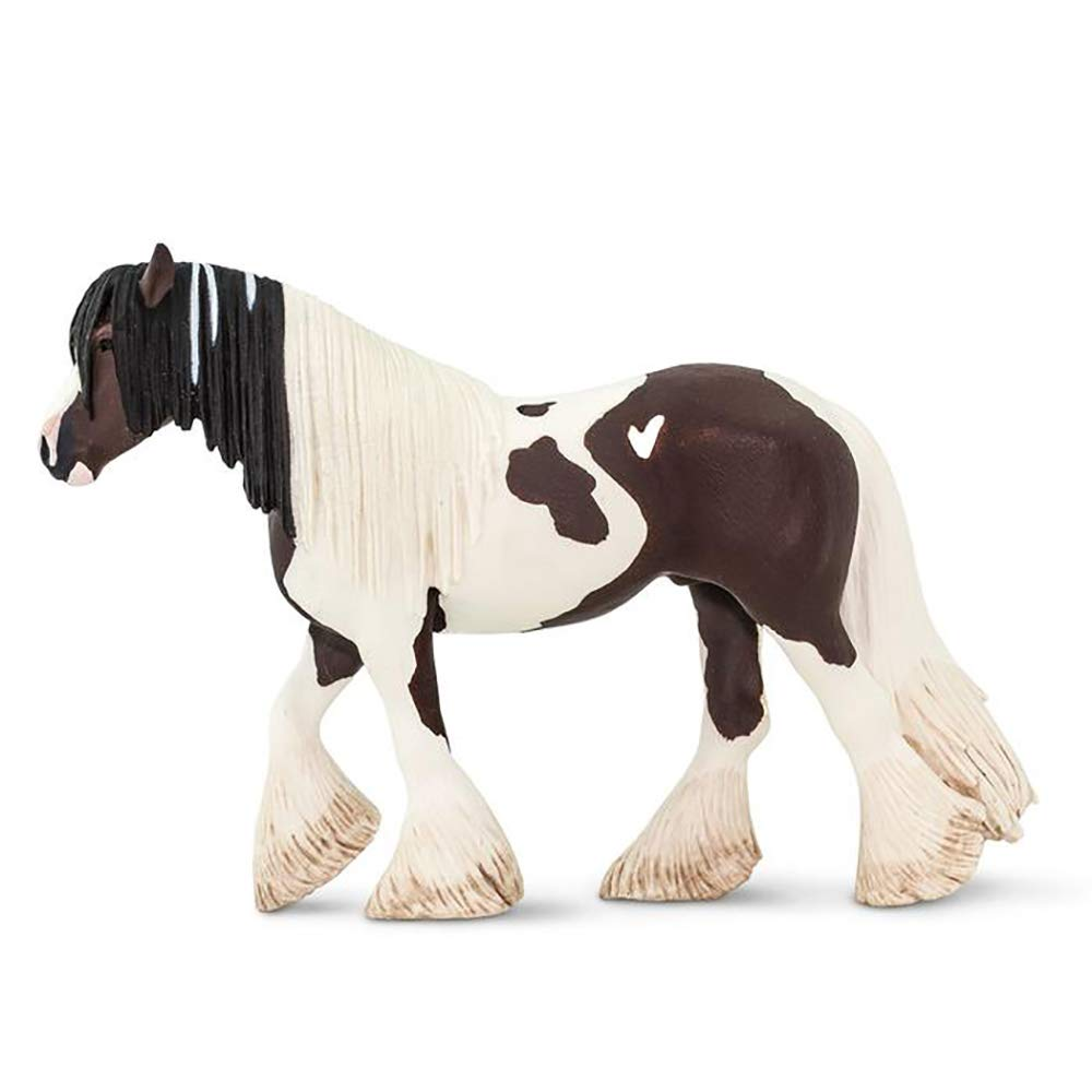 Safari Ltd. Winner's Circle Horses - Tinker - Phthalate, Lead and BPA Free - for Ages