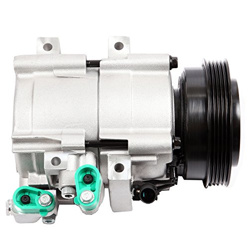 ECCPP A/C Compressor with Clutch fit for 2008-2015 Pathfinder Murano Nissan Quest Maxima QX60 Infiniti JX35 CO 10703C Car Air AC Compressors Kit