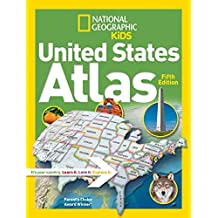 Ng Kids United States Atlas (National Geographic Kids)