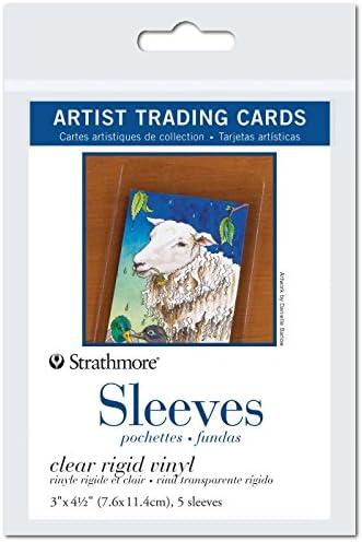 Strathmore ATC Tauschkarten - Huellen