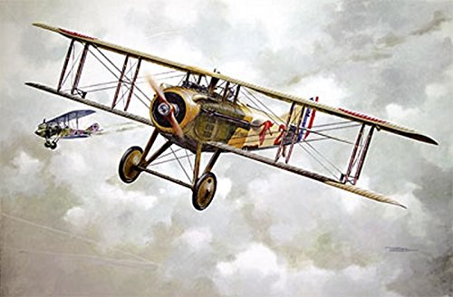 32 Scale Plastic Model (SPAD VII C.1 AIRCRAFT PLANE WWI 1/32 RODEN 604)