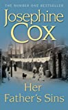 Her Father's Sins by Josephine Cox front cover