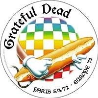 Licenses Products Grateful Dead Paris 72 Sticker