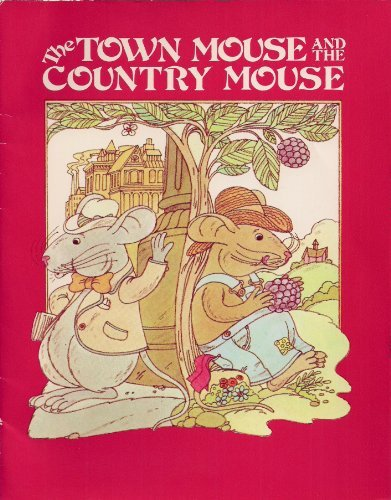 Town Mouse & Country Mouse - Pbk Aesop