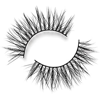 f102abac0aa Lilly Lashes Lite Mink Goddess | False Eyelashes | Natural Look and Feel |  Mink | Stackable & Reusable | Non-Magnetic | 100% Handmade & Cruelty-Free