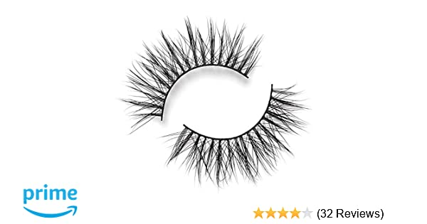 bbc5a189222 Amazon.com : Lilly Lashes Lite Mink Goddess   False Eyelashes   Natural  Look and Feel   Mink   Stackable & Reusable   Non-Magnetic   100% Handmade  ...