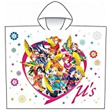 Most lottery Love Live! The School Idol Movie A prize hooded poncho