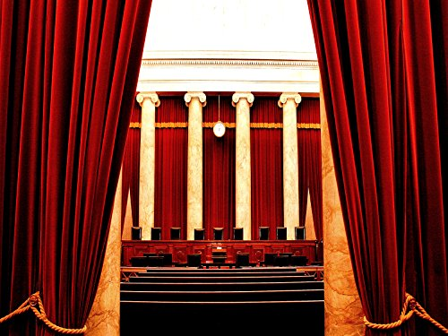 Supreme Court Poster Supreme Court Art Lawyer