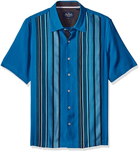 Nat Nast Men's Broome, Blue Steel, Large