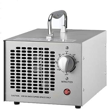 KEKE Generador De Ozono Comercial Portátil Purificador 3500 MG ...