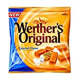 Werther's Original Candy Caramel Chews 80 g (Pack of 3)