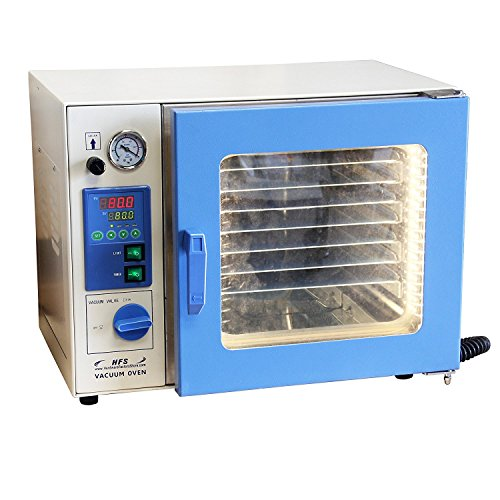 HFS (R) 0.9 Cu Ft, 12x12x11' Vacuum Oven Degassing Drying Oven, 215F,...