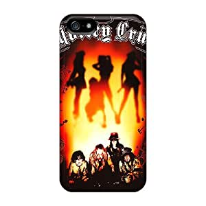 Excellent Design Motley Crue Case Cover For Iphone 5/5s