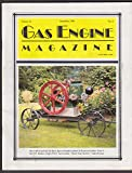 GAS ENGINE 30-60 Townsend Tractor UAW 2195 Show Maytag + 9 1995