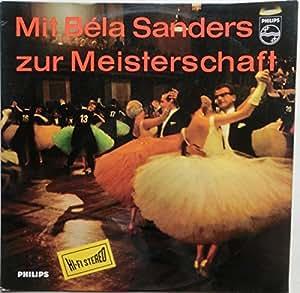 Mit Béla Sanders zur Meisterschaft / Vinyl record [Vinyl-LP]