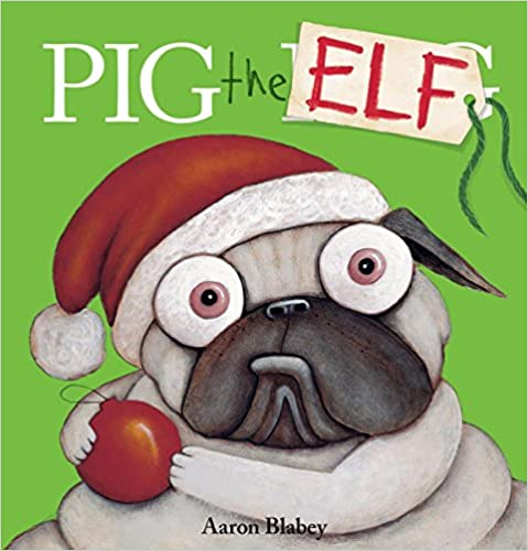 Pig the Elf Book Cover