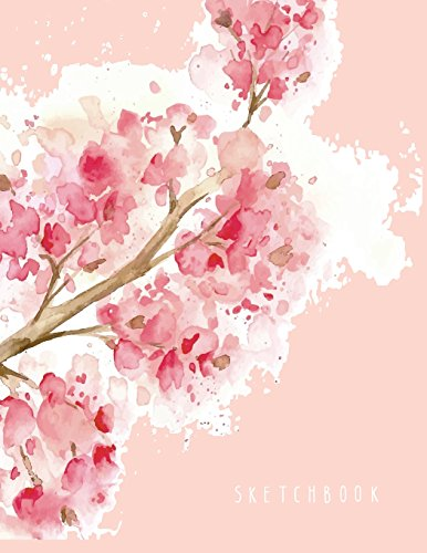 cherry blossom drawing book - 7