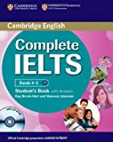 Complete IELTS Bands 4-5 Student's Pack (Student's Book with Answers with CD-ROM and Class Audio CDs (2)), Guy Brook-Hart and Vanessa Jakeman, 0521179602