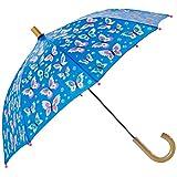 Hatley Umbrella - Icy Butterflies