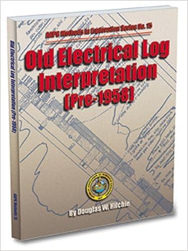 Old Electrical Log Interpretation (Pre-1958) (AAPG Methods